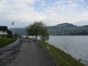 Leaving buochs