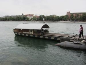 A ferry