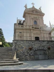 Brunate church