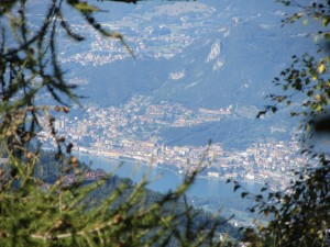 A last look at Lovere and Lago D'Iseo