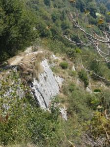 A ledge