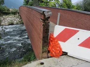 Rotten bridge